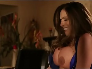 Big Boobs Stepmom Surprised Her Young..