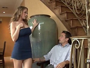 Abby Rode Picked Up &amp_ Fucked HD Porn..