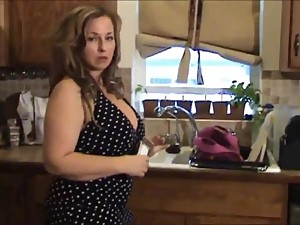 Incext.com - Mom smokes while Son fucks