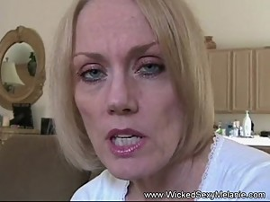 MILF Says I Want Your Cum