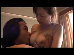 Very Japanese mother with her son porn pics probably, were