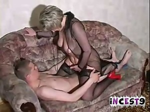 Russian Mom Step Son Sex