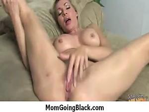 Busty White Mom Fucks Her Sons Black..