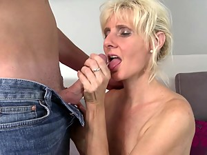 Hot real mom fucked by not her son