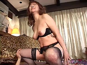 Japanese Mom and NOT her Son -Part 4-..