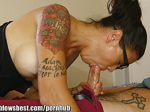 MommyBB Dana Vespoli caughts her stepson..