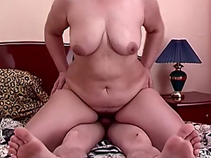 Fat Horny Mom Fucking Her Son's Best..