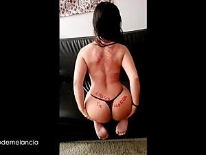 SHAKE THAT ASS - Slow motion - Diana cu..