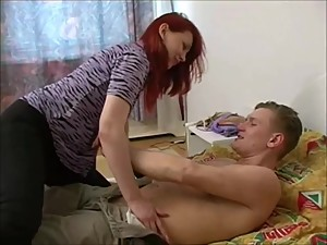 Russian mature Irina 12